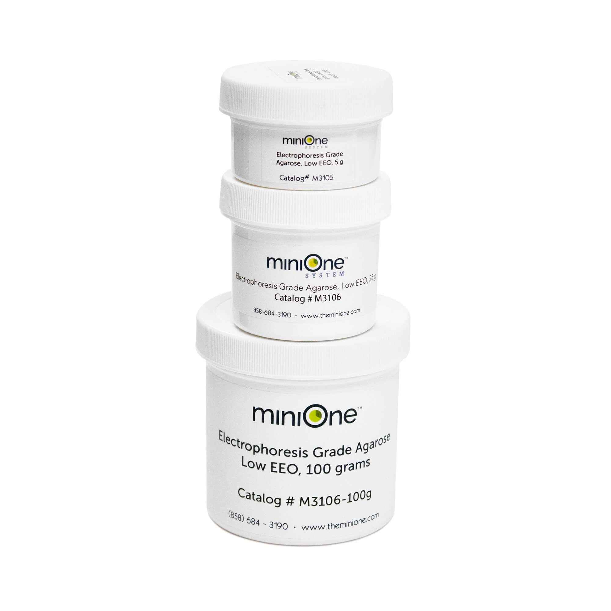 MiniOne® Elec Grade Agarose Low EEO