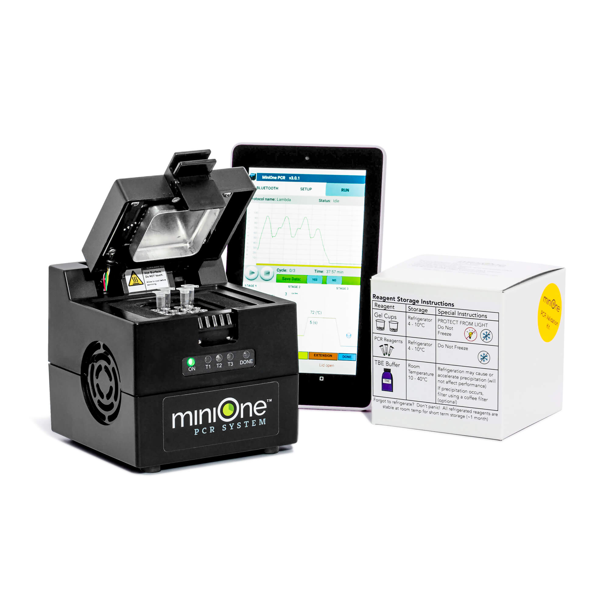 MiniOne® PCR System with Validation Kit