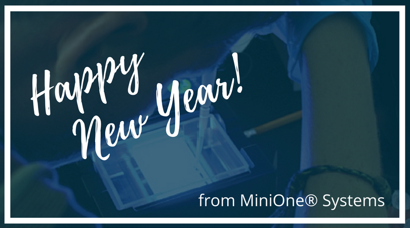 Happy New Year from MiniOne Systems!