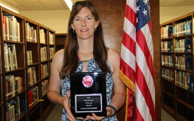 Guest post: Christine Girtain's Journey to NJ STEM Teacher of the Year